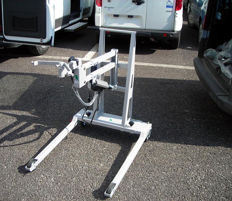 Sollevatore Portatile Per Disabili In Abitazione Ausilio  Share The Knownledge